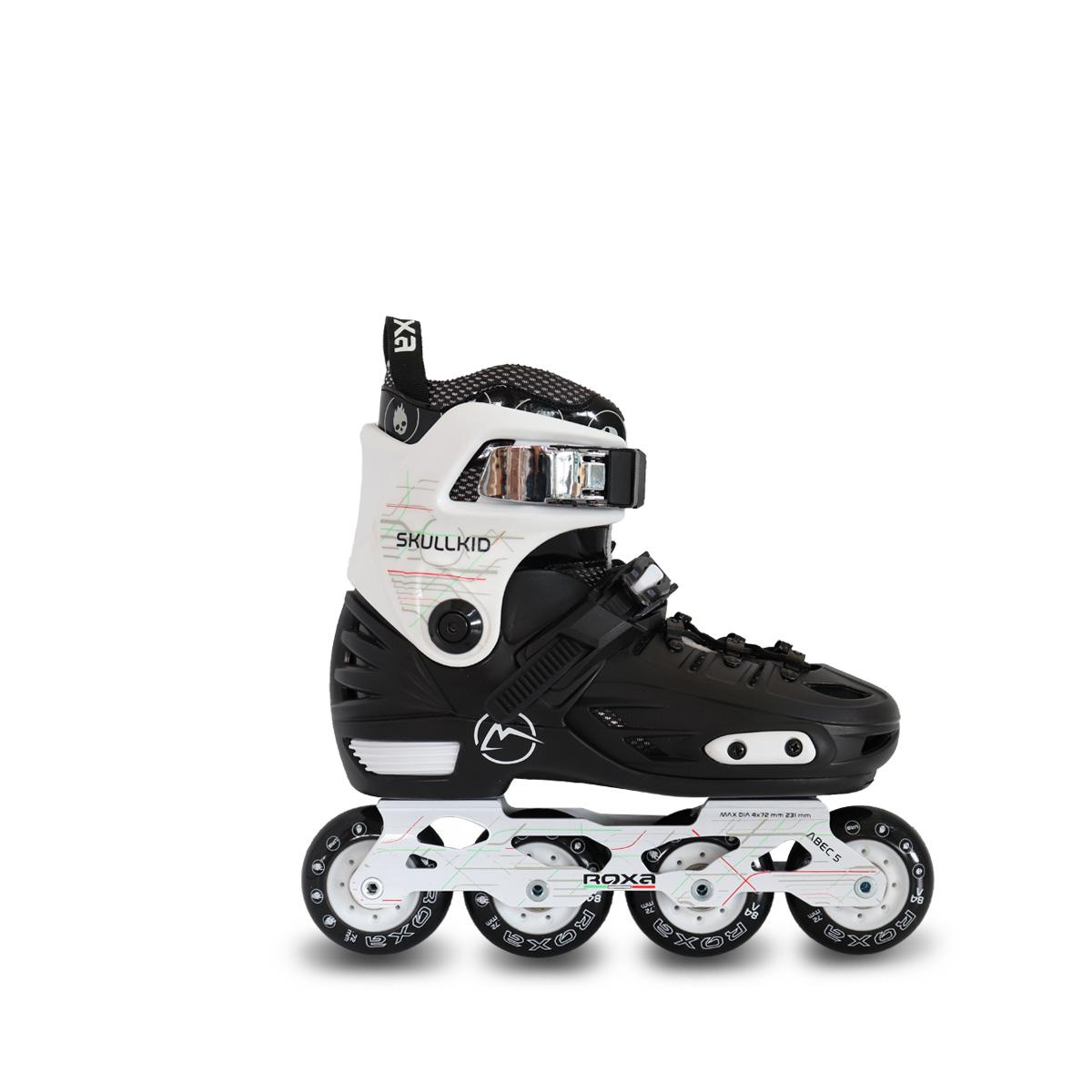 skull kid pattini a quattro ruote allungabili roxa 2020